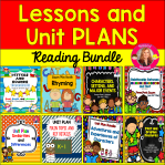 Lesson and Unit Plans Reading