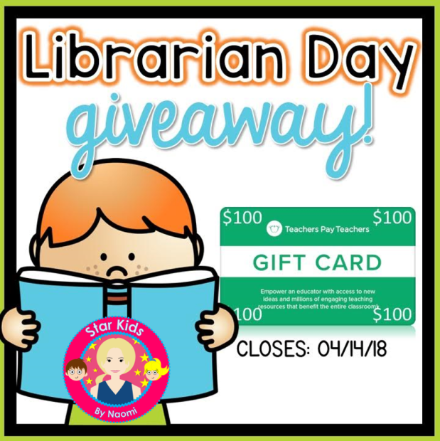 TpT Librarian Day 2018