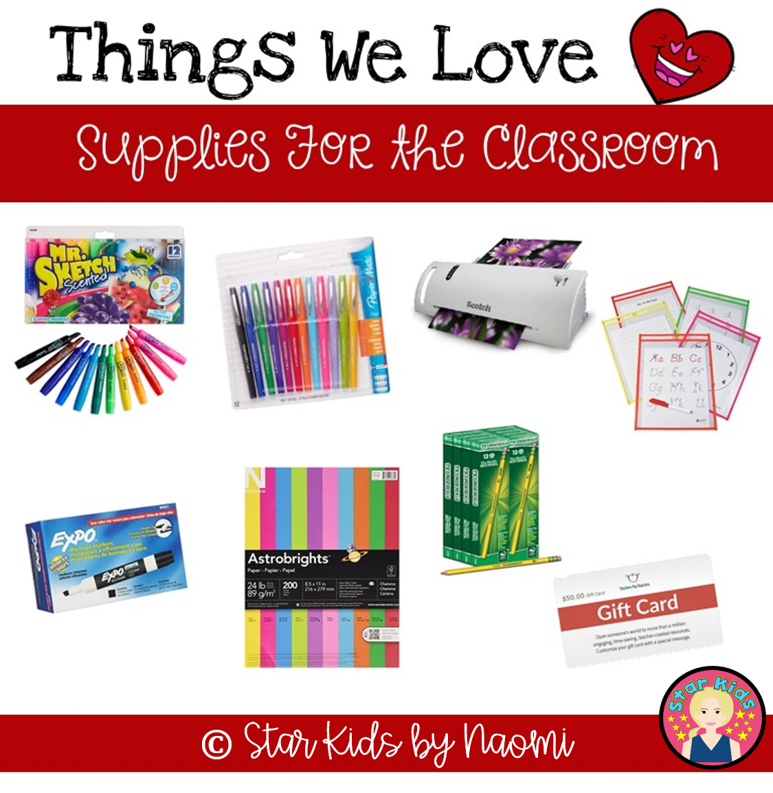 things we love - Kelly Malloy Giveaway